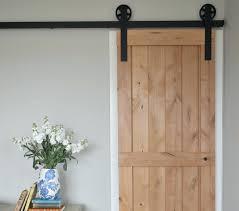 track barn door top mount in stainless steel style sliding and hardware set  doors .