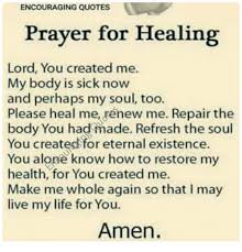 Sick Quotes Cool Prayer For The Sick Quotes Friendsforphelps