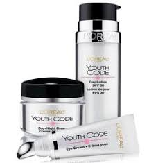 l oreal paris youth code regenerating skincare kit day lotion day night