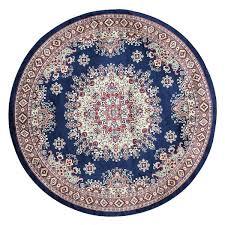 blue circle rug round area rugs prayer rug classic blue country flower carpet western rug living blue circle rug