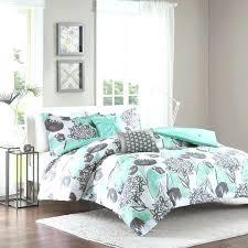 aqua and white bedding aqua and grey bedding 4 piece cal king comforter set yellow