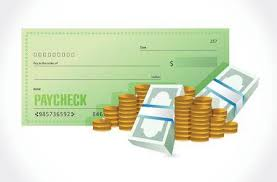 650 Paycheck Stock Vector Illustration And Royalty Free Paycheck Clipart