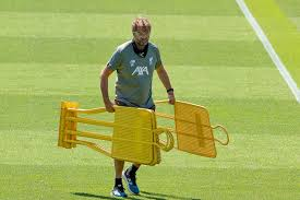 Liverpool also released academy graduate connor rendall who played for the senior side eight times under klopp. A Happy Jurgen Klopp On The Joyful Return Of Liverpool Training The Liverpool Offside