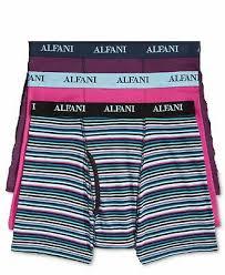 Alfani Mens 3 Pk Underwear Boxer Briefs 13 21 Picclick