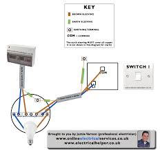 2 gang one way switch wiring diagram images for a 2 way light one way light switch electrical helper wiring a