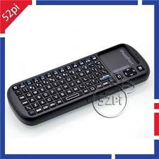 tv keyboard. ipazzport 2.4g rf mini wireless keyboard handheld touchpad for pc android smart tv box tv r