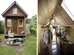 Simple Living In A Tiny House Design To Inspiration
