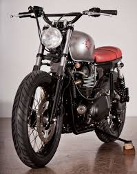 custom triumph bonneville t100 by kiddo motors motorcycle