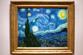 most famous paintings of all time photos map touropia starry night