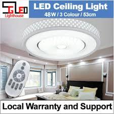 led ceiling light singapore