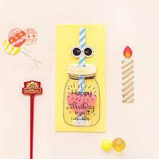Zcm Birthday Card 1Pcs Random Shipped Style Han ... - Amazon.com