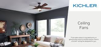 wood 52 in led indoor ceiling fan