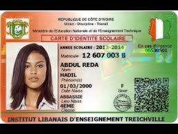 Of Students In Evolis Ivory Coast Identification