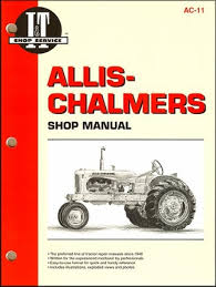 ac wd wiring diagram ac image wiring diagram allis chalmers tractor repair manual models b c ca g rc on ac wd45 wiring diagram