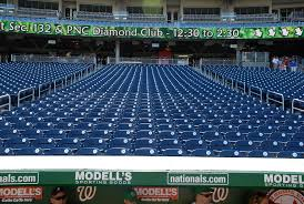 Nats Seating Chart With Rows Best Picture Of Chart