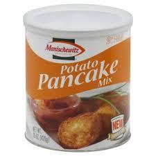 Diy pancake mix is like using bisquick, only more affordable! King Soopers Manischewitz Potato Pancake Mix 15 Oz