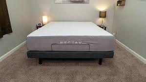 Floor Bed Frame Ikea California King Full Nectar Adjustable Review ...