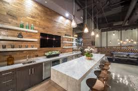 industrial modern lighting. Mesmerizing Modern Industrial Kitchen Gallery Best Idea Home Lighting