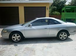2002 Honda Accord Coupé EX V6 related infomation,specifications ...