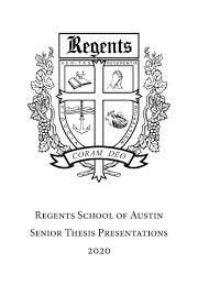Regents School of Austin