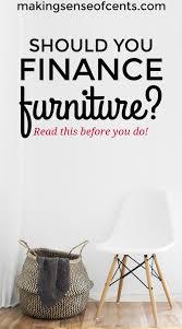 Home Furniture Financing Unique Design