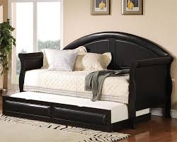 daybed with trundle. Elegant Design Daybed Trundle Image With A