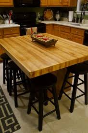 butcher block dining table. Breathtaking Butcher Block Dining Table Set 7 Beautiful Butchers 4 . L