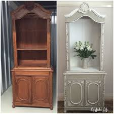 chalk paint furniture before and after326 best Chalk Painted Furniture images on Pinterest  Chalk