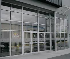 aluminum curtainwall skylights shower enclosures aluminum front