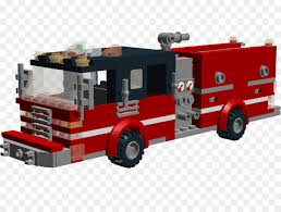 Fire engine Pickup truck Motor vehicle LEGO - fire engine png ...