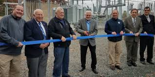 Peabody Light Plant 13m Ipswich River Substation Has Been Completed Itemlive