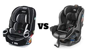 graco 4ever vs chicco nextfit compared