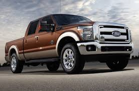 2012 Ford Super Duty Specs Towing Capacity Payload Ratings