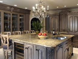 Great ... Go Bold With The Island How To Paint Kitchen Cabinets Without Sanding Best  Brand ... Nice Ideas