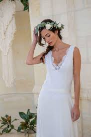 Coiffure De Mariage 2017 Robe Valentine Robe De Mari E Boh Me