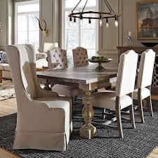 image of wingback dining chairs ideas