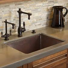 Granite Kitchen Sinks Undermount Copper Kitchen Sinks To Get Beautiful Kitchen Appearance Kitchen