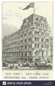 us ny 1891 p619 nyc new york life insurance company home office
