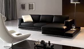 black leather couch. Stunning Contemporary Black Leather Sofa Beautiful Pictures Photos Of Couch