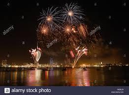 Gosport Christmas Lights 2016 Portsmouth Hampshire Uk 10th November 2016 Gunwharf