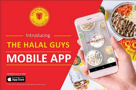 the halal guys mobile app