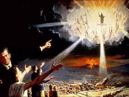 Resultado de imagem para o encontro com Jesus nos ares