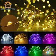 Tiny Battery Operated Lights 10m 100 Led 3aa Battery Operated Copper Wire Colorful Tiny