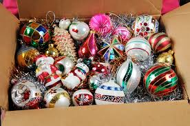 Christmas Decorations In A Box Recycled Holiday Decorations Sale North Penn YMCA 2