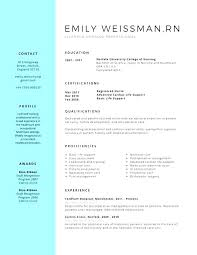 Student Nurse Resume Template New Graduate Registered Nurse Resume Examples Rn Grad Nursing Best
