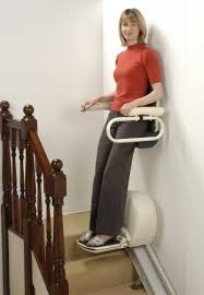 MediTek Stand and Perch Stairlift Ascent Mobility