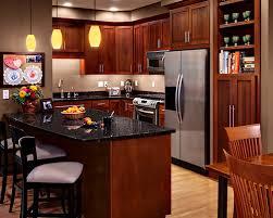 cherry kitchen cabinets black granite. cherry kitchen cabinets black granite dark cabinets. light in a casual t
