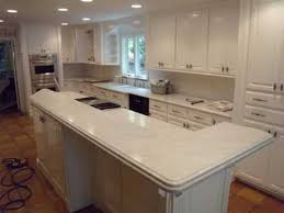 honed carrera marble kitchen with laminated island you within carrara laminate countertop plan 15 carrara marble laminate countertop white