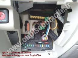 fuse box in citroen relay fuse wiring diagrams