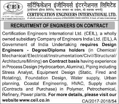 Jobs In Certification Engineers International Ltd Vacancies In